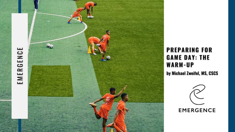 Preparing for Game Day: The Warm-Up